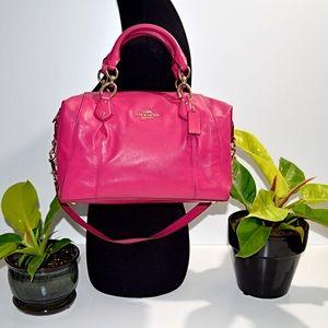 Authentic Coach Purse (Pink)